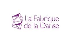 Logo-La Fabrique de la Danse