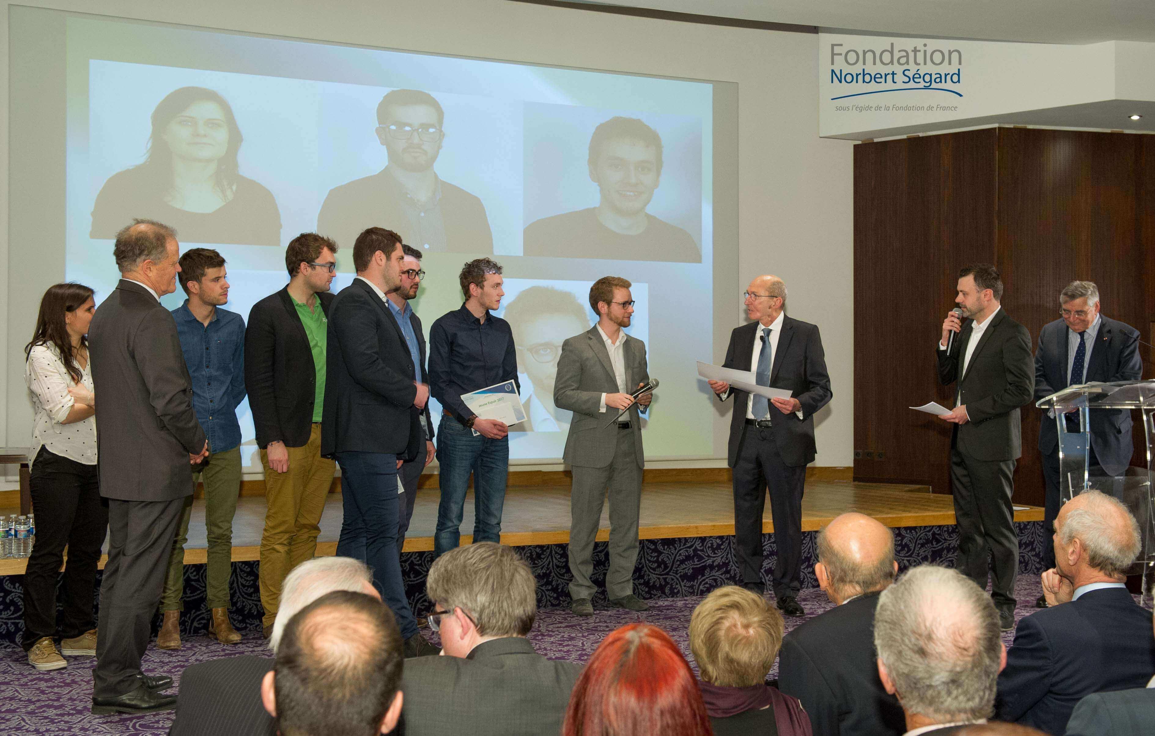 Prix Jeune Espoir 2017