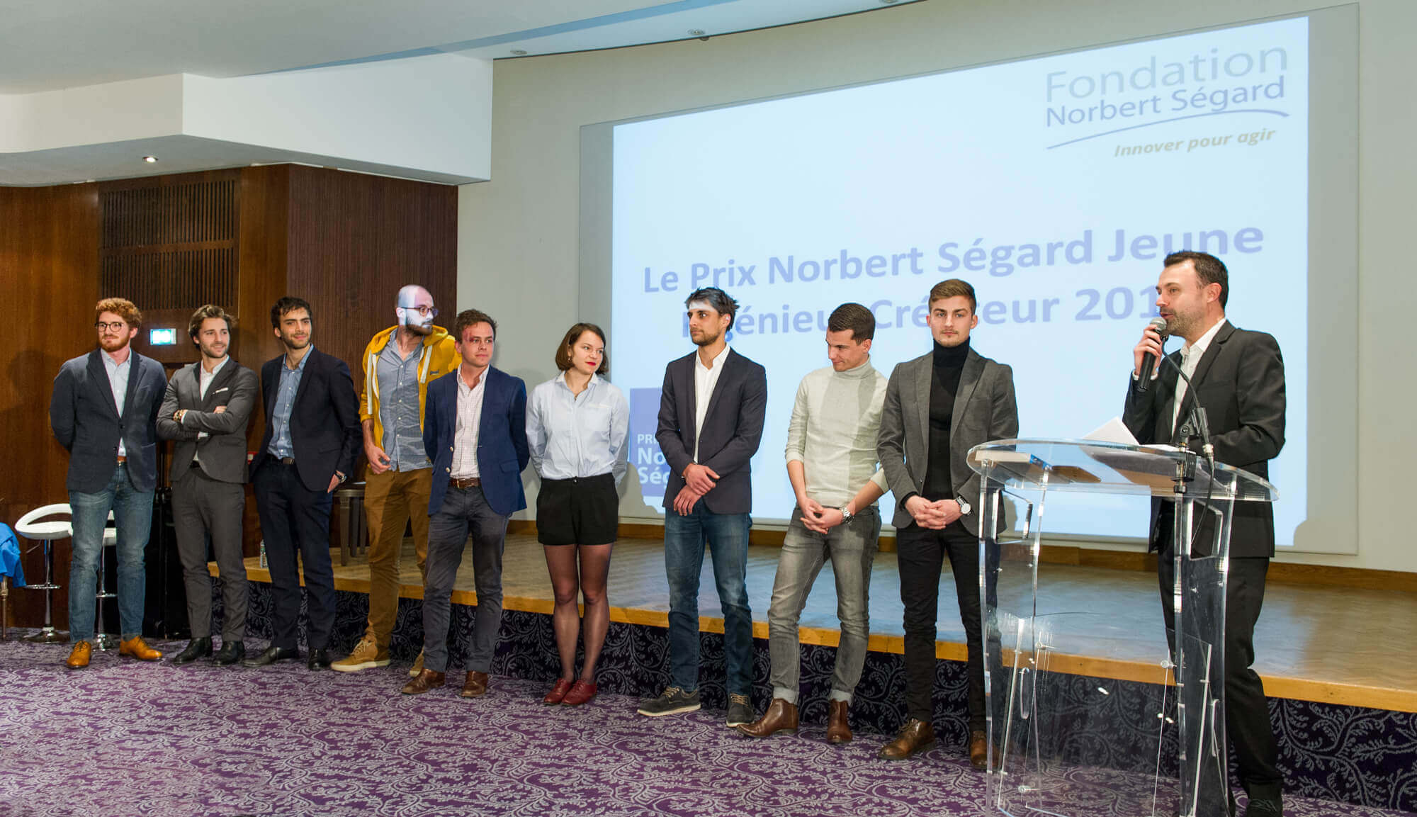 Prix Jeune Ingénieur créateur 2017