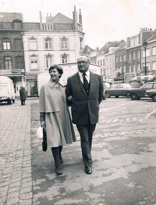 Denise et Norbert Ségard
